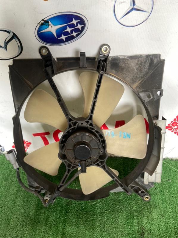 Диффузор радиатора Toyota Corolla AE100 4A-FE