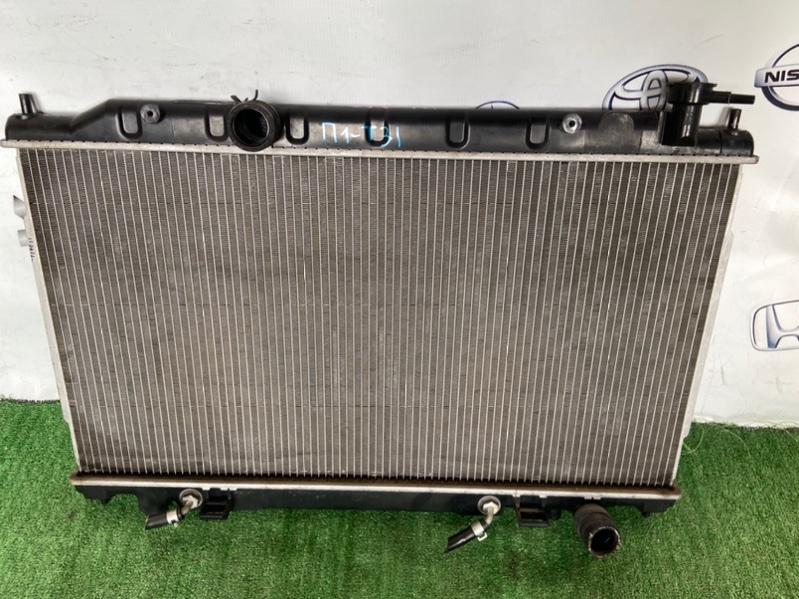 Радиатор основной Nissan Teana J31 VQ23DE