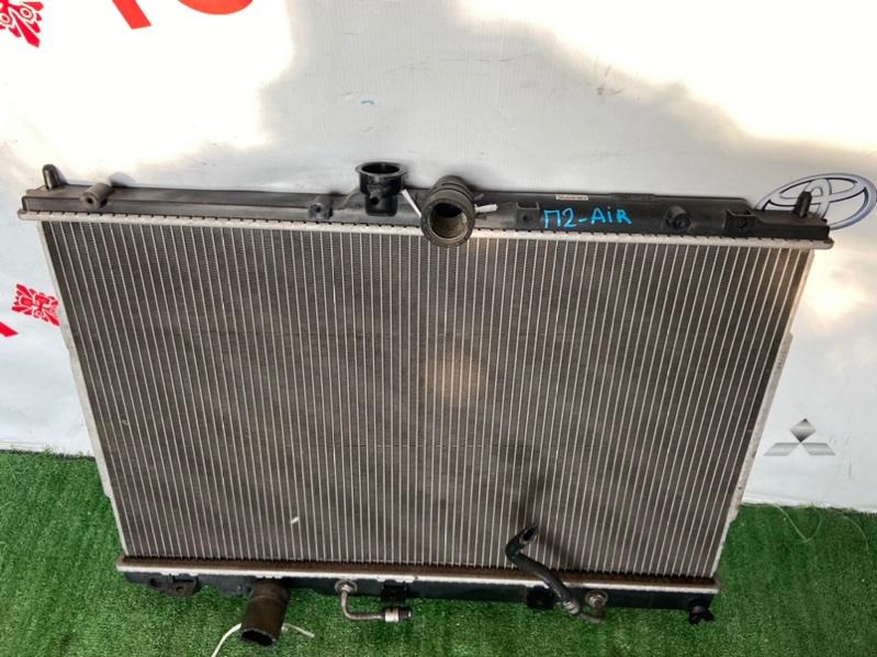 Радиатор основной Mitsubishi Airtrek CU2W 4G63
