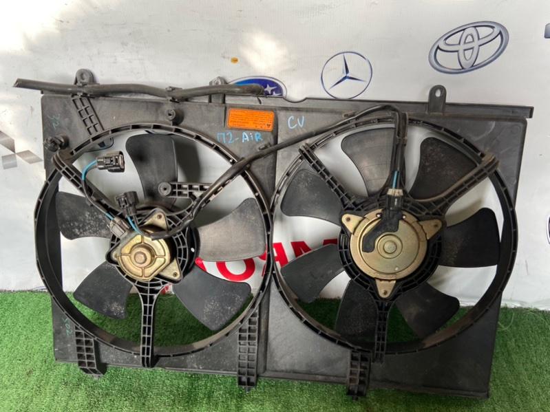 Диффузор радиатора Mitsubishi Airtrek