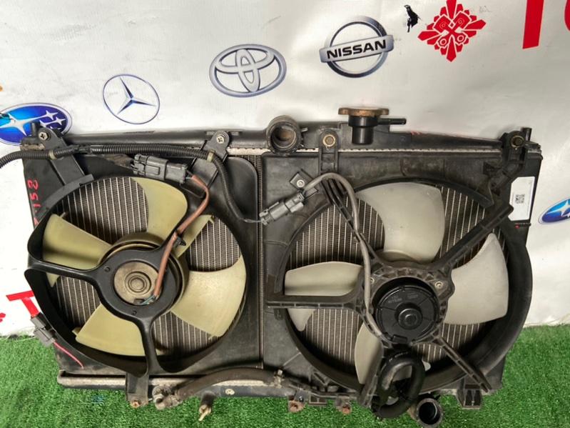 Радиатор основной Honda Accord CF3