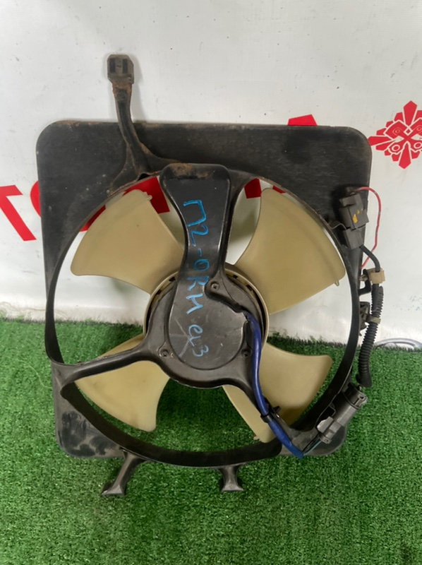 Диффузор радиатора Honda Orthia EL3