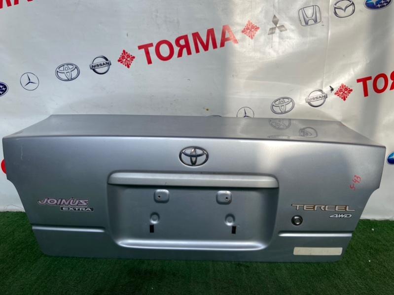 Крышка багажника Toyota Tercel EL50 5E 1995