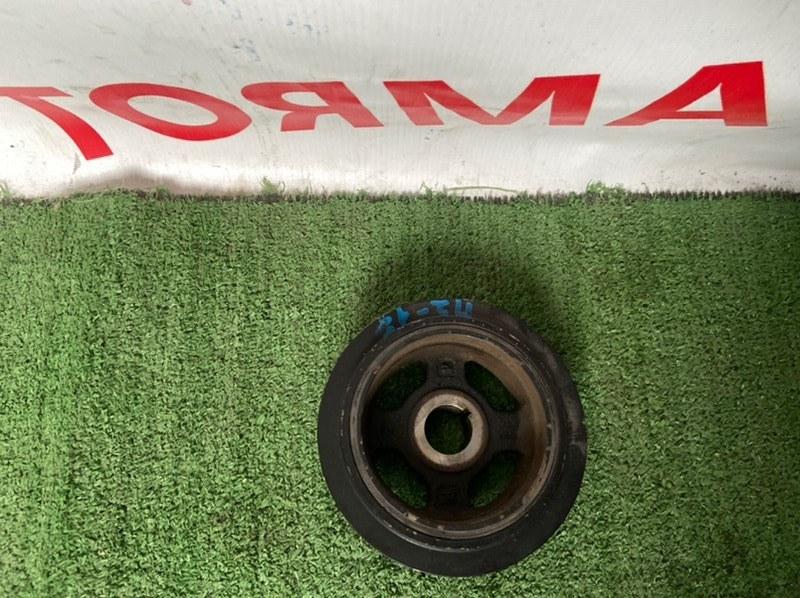 Шкив коленвала Toyota Premio ZZT240 1ZZ