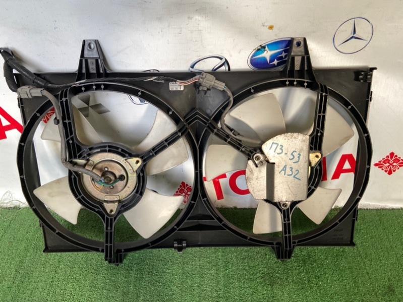 Диффузор радиатора Nissan Cefiro A32