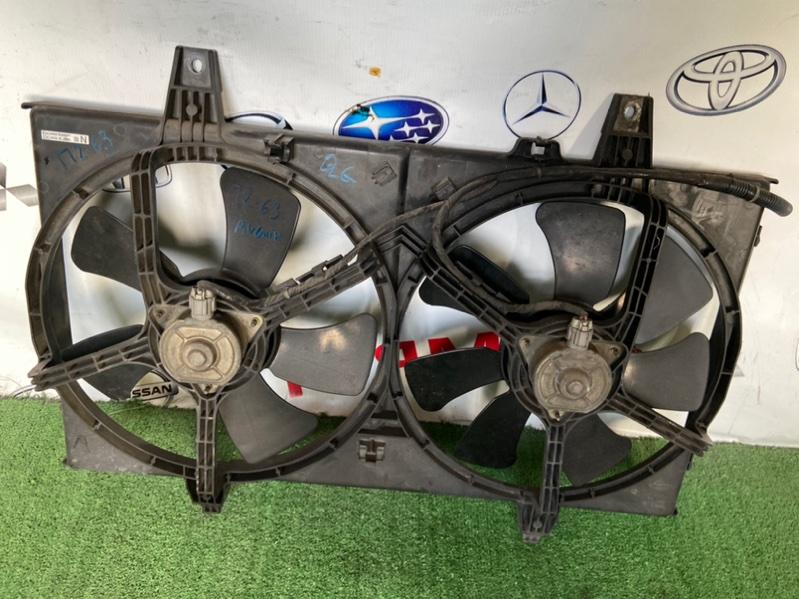Диффузор радиатора Nissan Avenir PNW11 QG18-DE