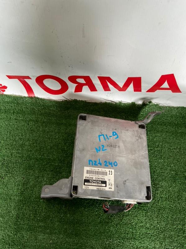 Блок управления efi Toyota Allion NZT240 1NZ