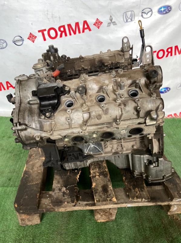 Двигатель Mercedes C-Class W203 M272.967
