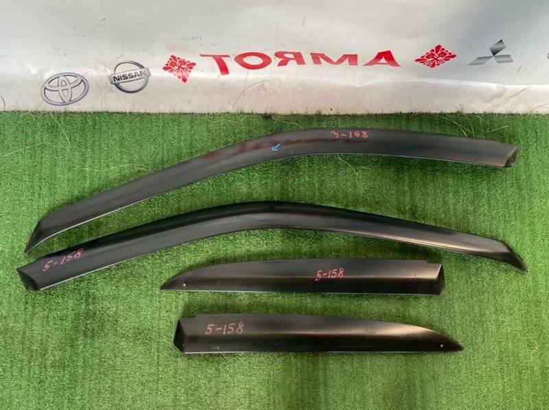 Ветровики комплект Honda Accord CF3 F20B SIR