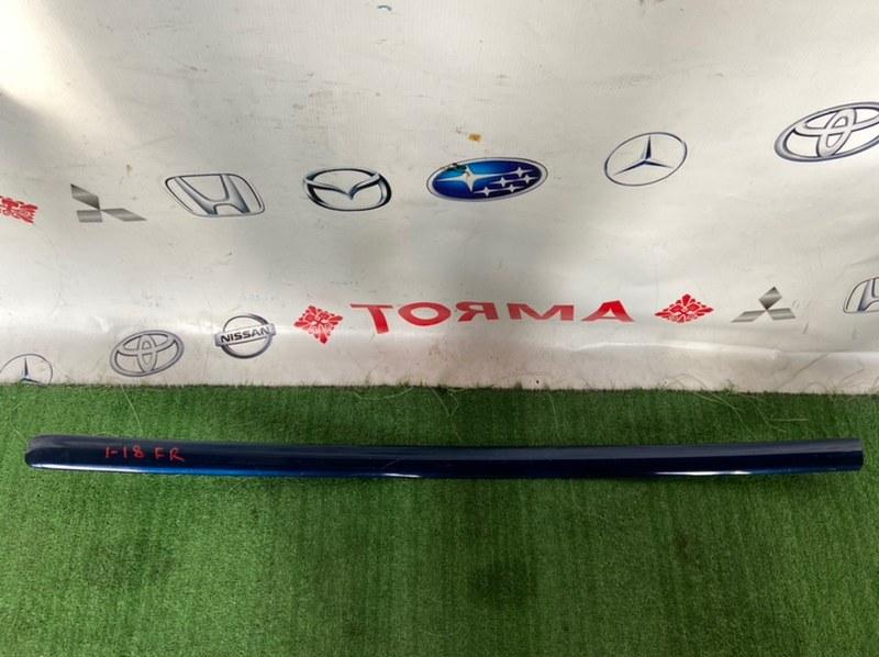 Молдинг на дверь Toyota Avensis ADT250 передний правый