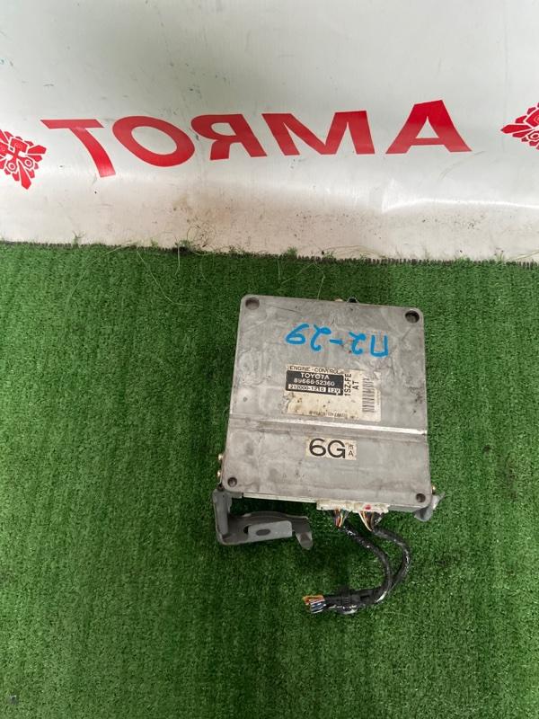 Блок управления efi Toyota Platz SCP11 1SZ