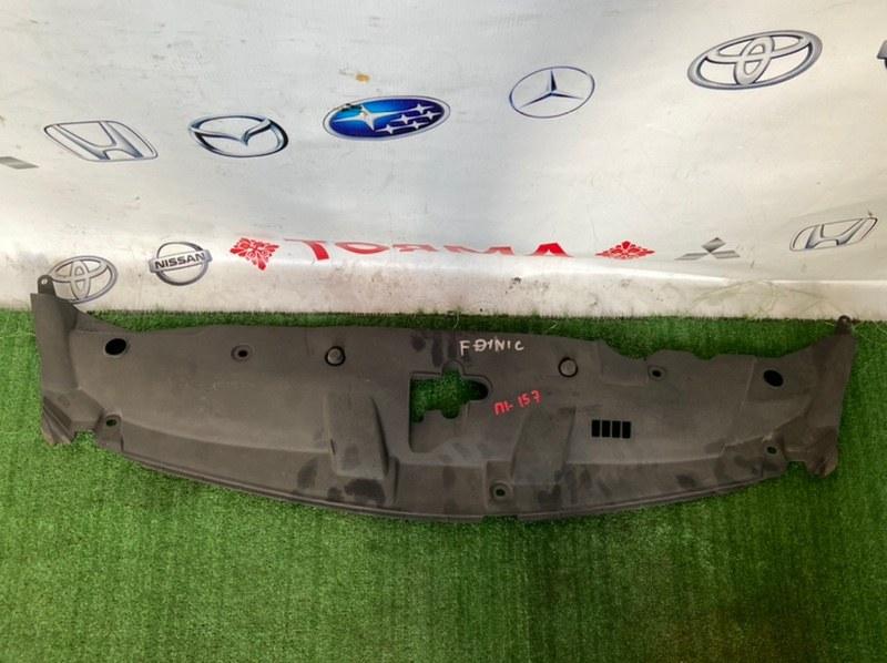Защита замка капота Honda Civic FD1