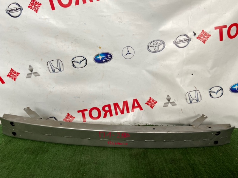 Усилитель бампера Toyota Allex NZE121 передний
