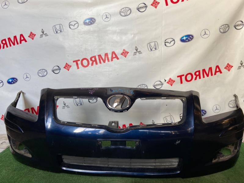 Бампер Toyota Avensis ADT250 2008 передний