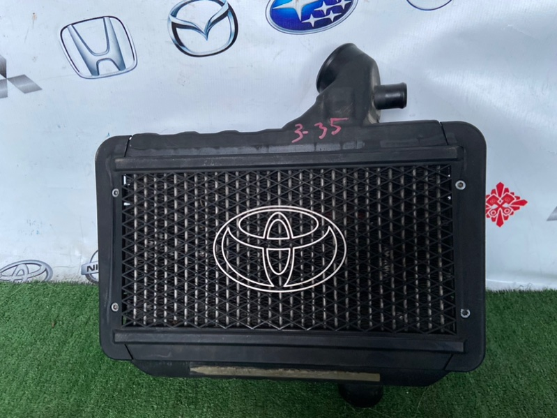 Радиатор интеркулера Toyota Caldina ST215 3SGTE