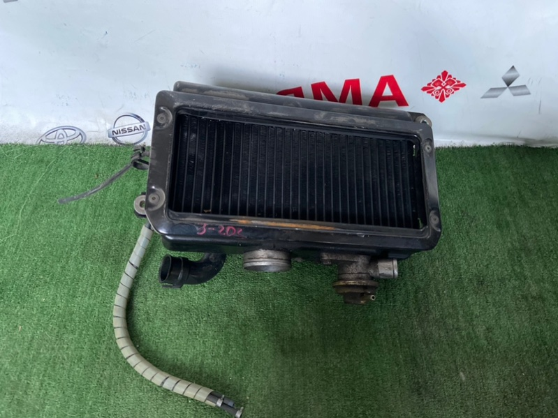 Радиатор интеркулера Subaru Legacy B4 BE5 EJ206