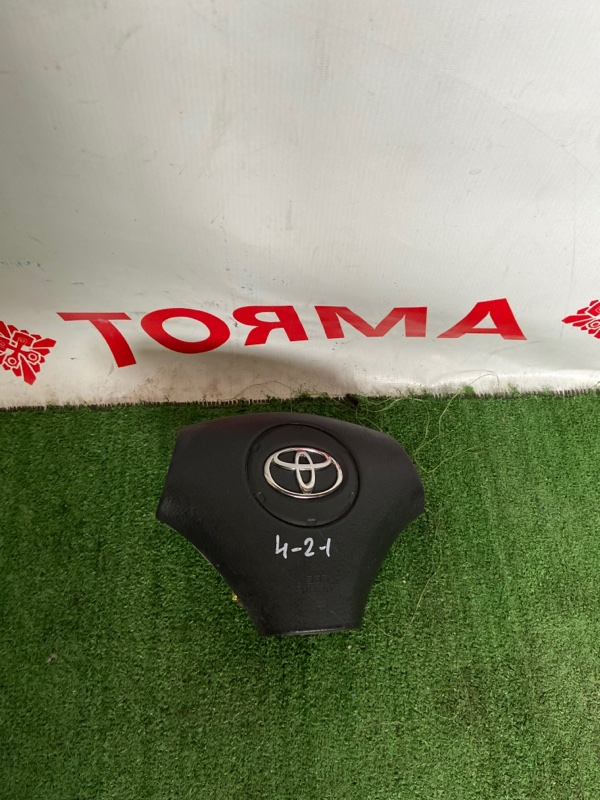 Airbag на руль Toyota Spacio NZE121N 1ZZ 2002
