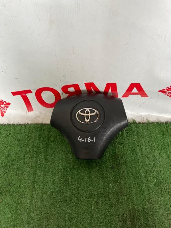 Airbag на руль Toyota Corolla NZE121 2ZZ 2004