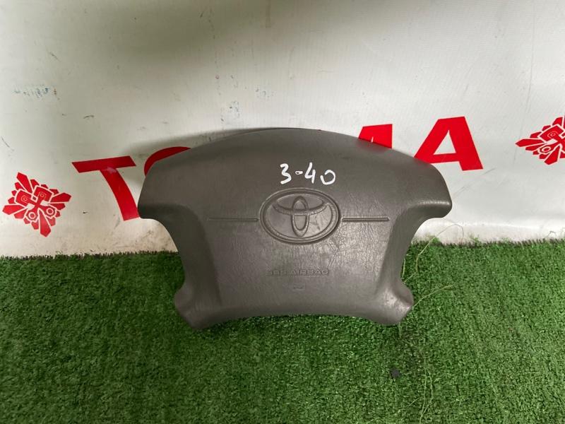 Airbag на руль Toyota Sprinter AE115 5A 1999