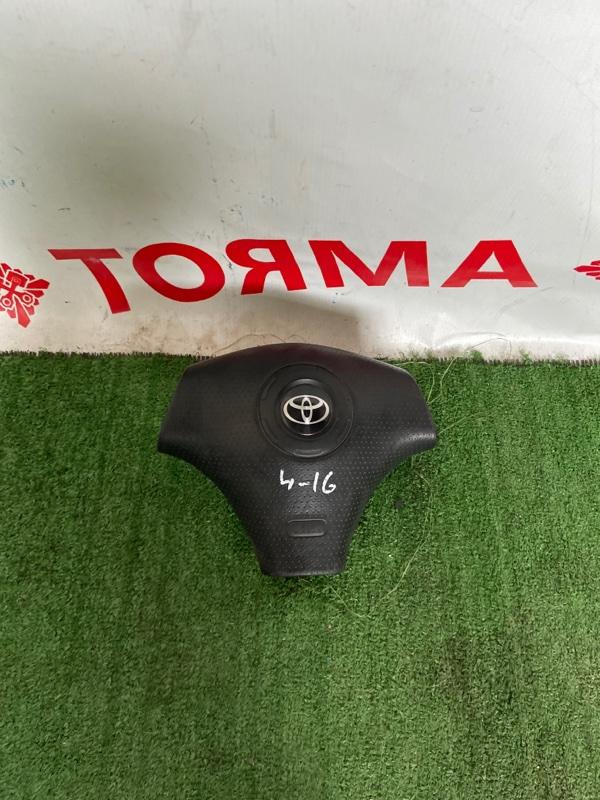 Airbag на руль Toyota Corolla NZE121 1ZZ 2002