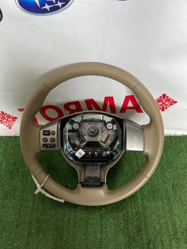 Руль Nissan Tiida SC11