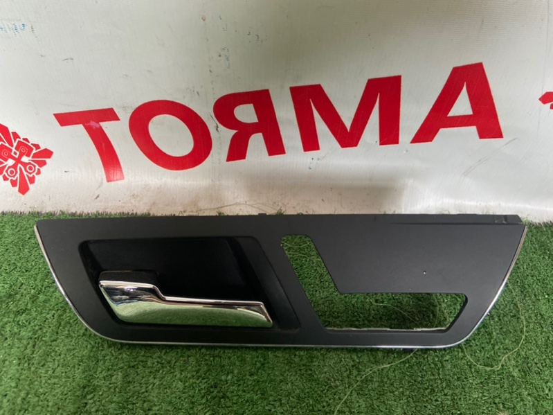 Ручка двери внутренняя Mercedes S-Class W221 задняя левая