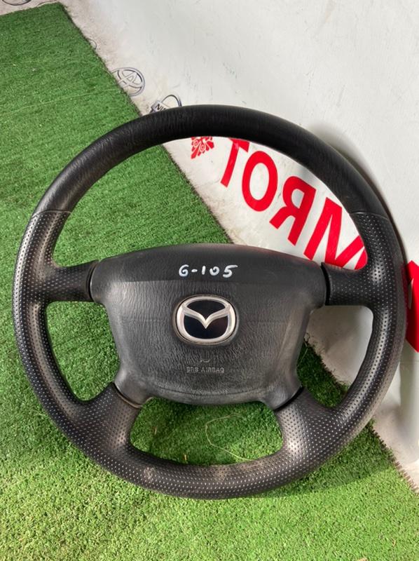 Airbag на руль Mazda Familia BJ3P ZL 2001