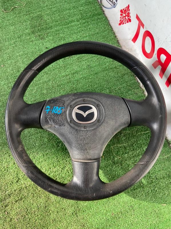 Airbag на руль Mazda Familia BJ3P ZL 2002