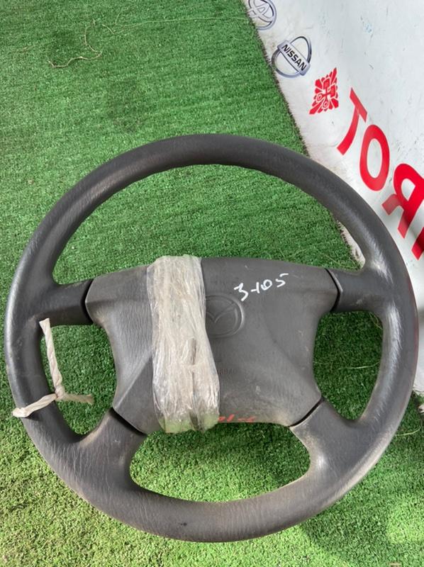 Airbag на руль Mazda Familia BJ3P ZL 1998