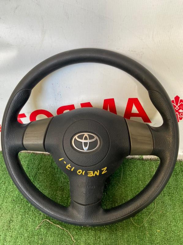 Airbag на руль Toyota Wish ZNE10 1ZZ