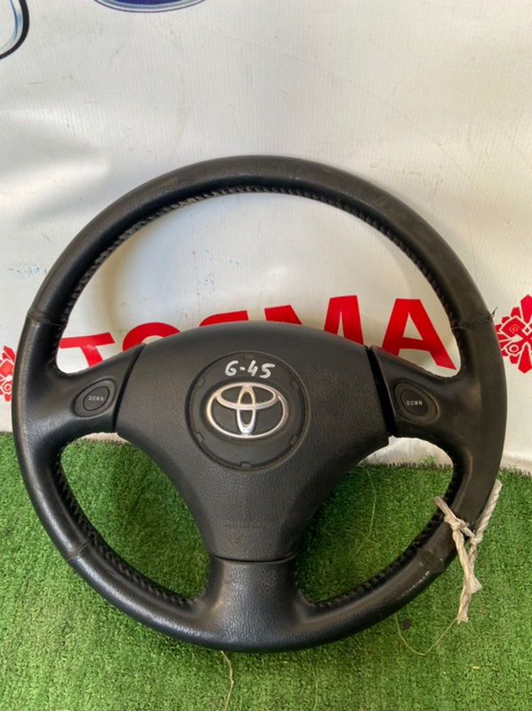 Airbag на руль Toyota Verossa GX110 1MZ 2001