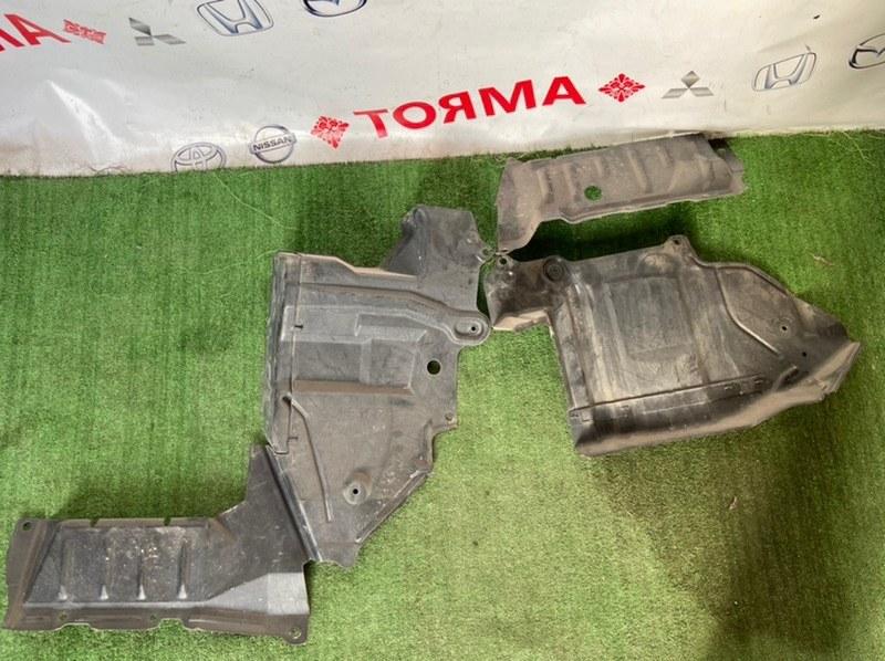 Защита двигателя Nissan Wingroad VENY11 QG15 2003