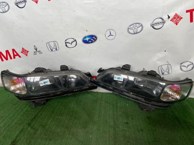 Фара Honda Accord CF3 левая