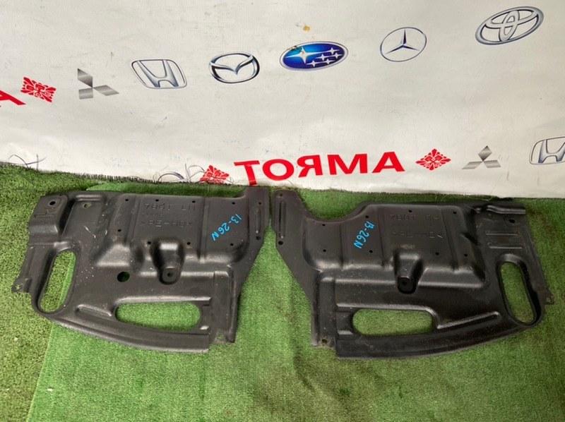 Защита двигателя Toyota Vista AZV50