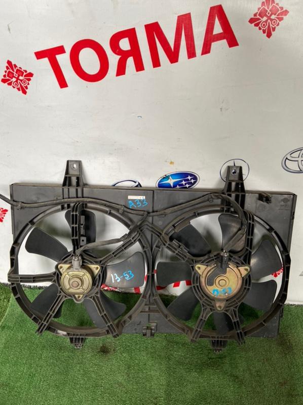 Диффузор радиатора Nissan Cefiro A33