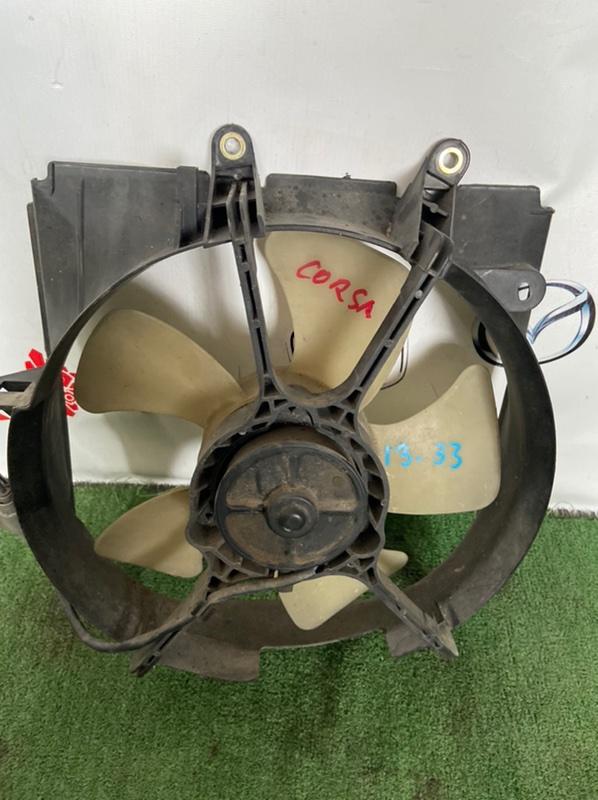 Диффузор радиатора Toyota Corolla Ii EL51