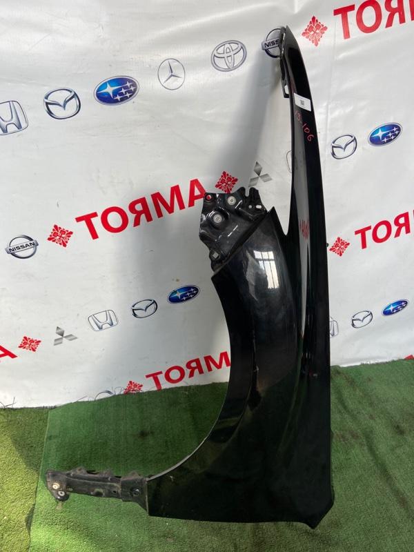 Крыло Mazda Atenza GH5FP переднее левое