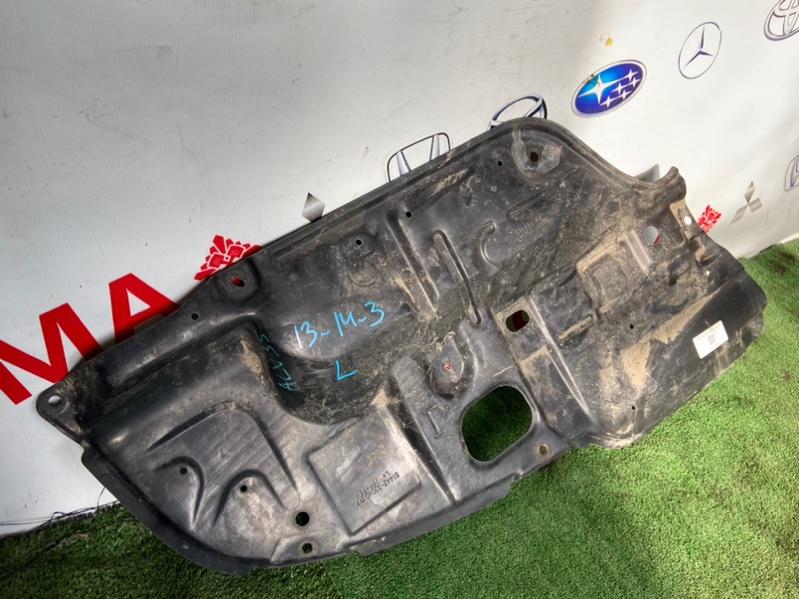 Защита двигателя Toyota Camry ACV30 левая