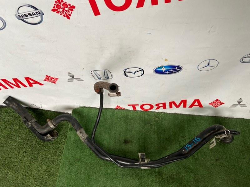 Горловина топливного бака Toyota Corolla CDE120