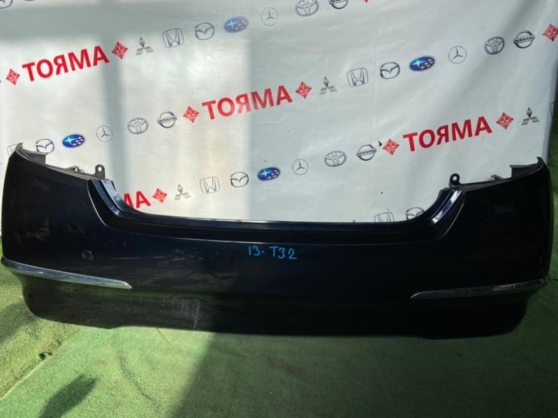 Бампер Nissan Teana J32 задний