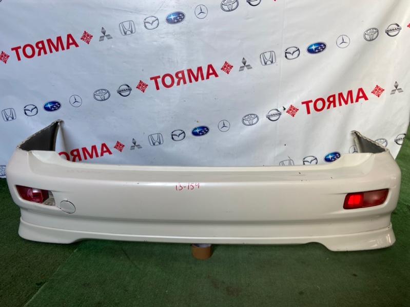 Бампер Honda Stream RN1 задний