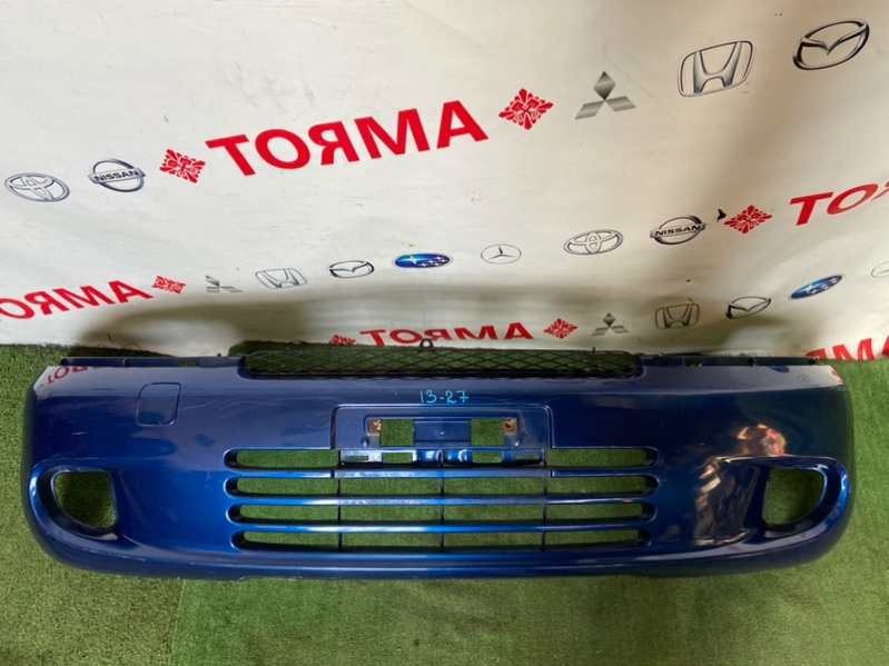Бампер Toyota Funcargo NCP20 передний