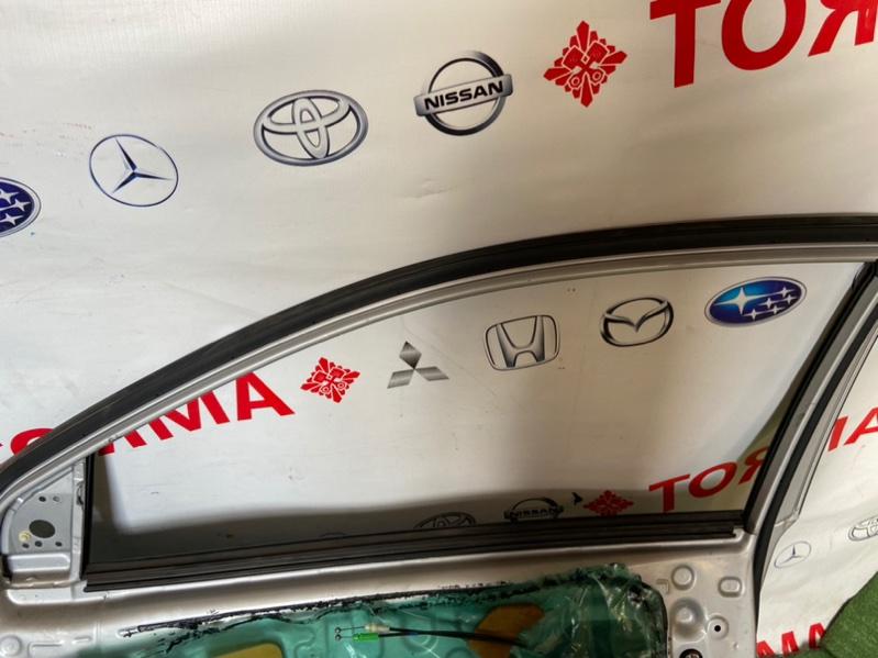Стекло двери Toyota Corolla Axio NZE141 1NZ 2006 переднее правое