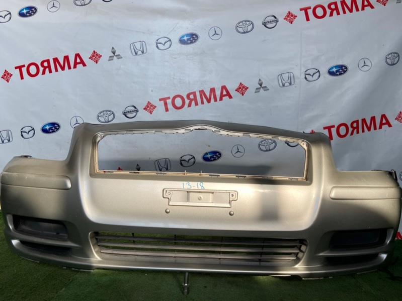 Бампер Toyota Avensis ADT250 передний