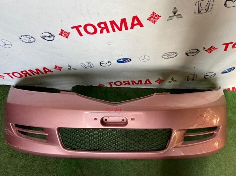 Бампер Mazda Demio DY3W 24.07.2003 передний