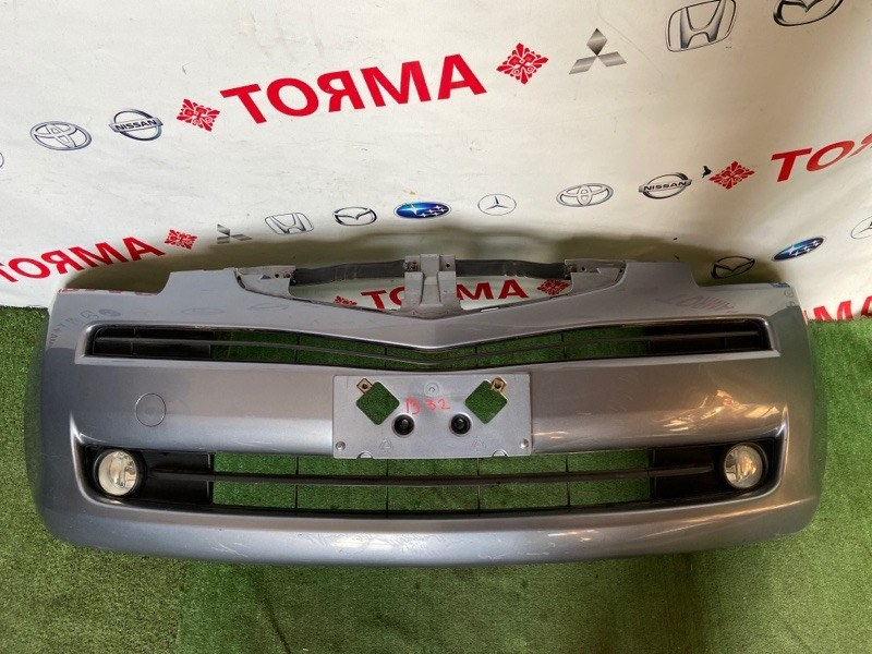 Бампер Toyota Ractis NCP100 передний