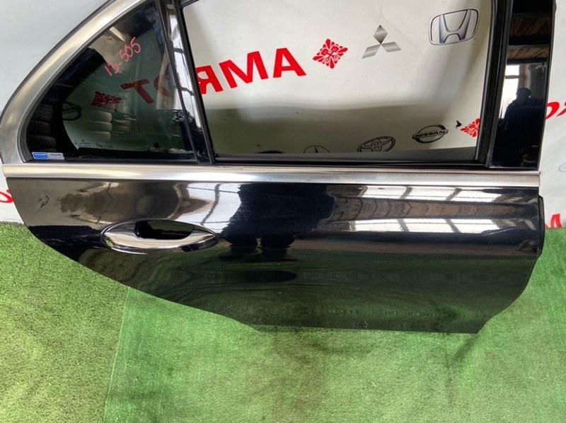 Молдинг на дверь Mercedes C-Class W205 2019 задний правый