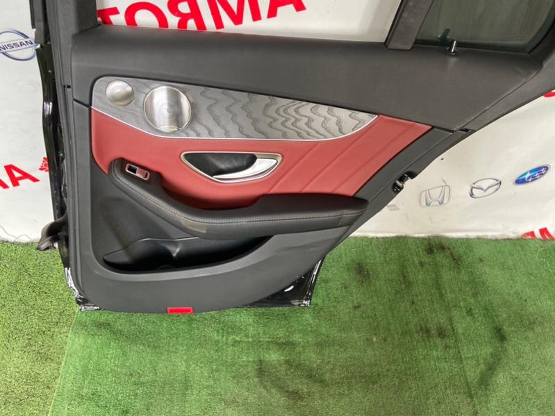 Стеклоподъемник Mercedes C-Class W205 2019 задний правый