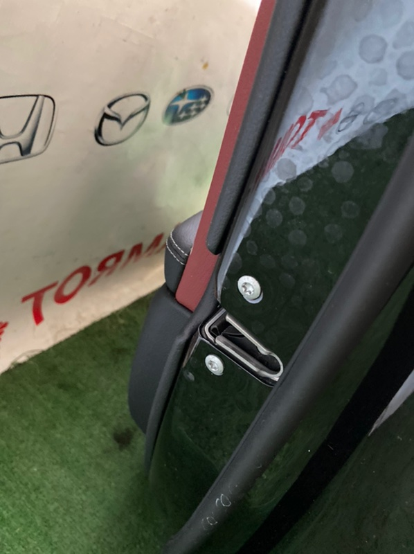 Замок двери Mercedes C-Class W205 передний правый