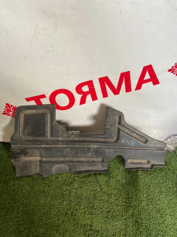Защита радиатора Toyota Avensis ADT250 правая